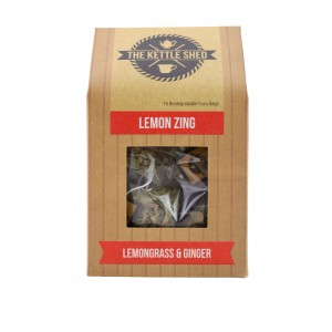 Lemon Zing x 15 Fuso Tea Bags
