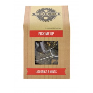 Pick Me Up x 15 Fuso Tea Bags