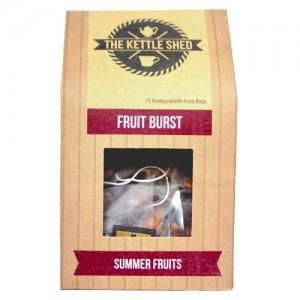 Fruit Burst x 15 Fuso Tea Bags