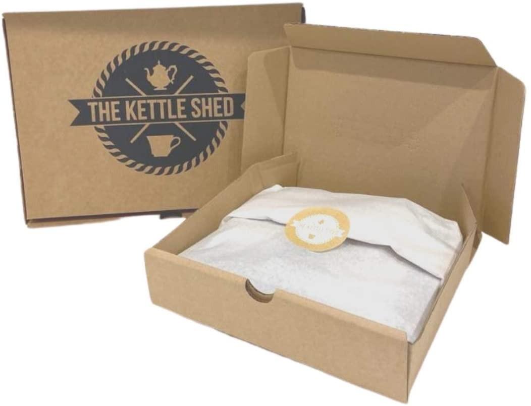 Carrot Cake (Rooibos Tea) 15x Biodegradable Teabags (4 Pack)