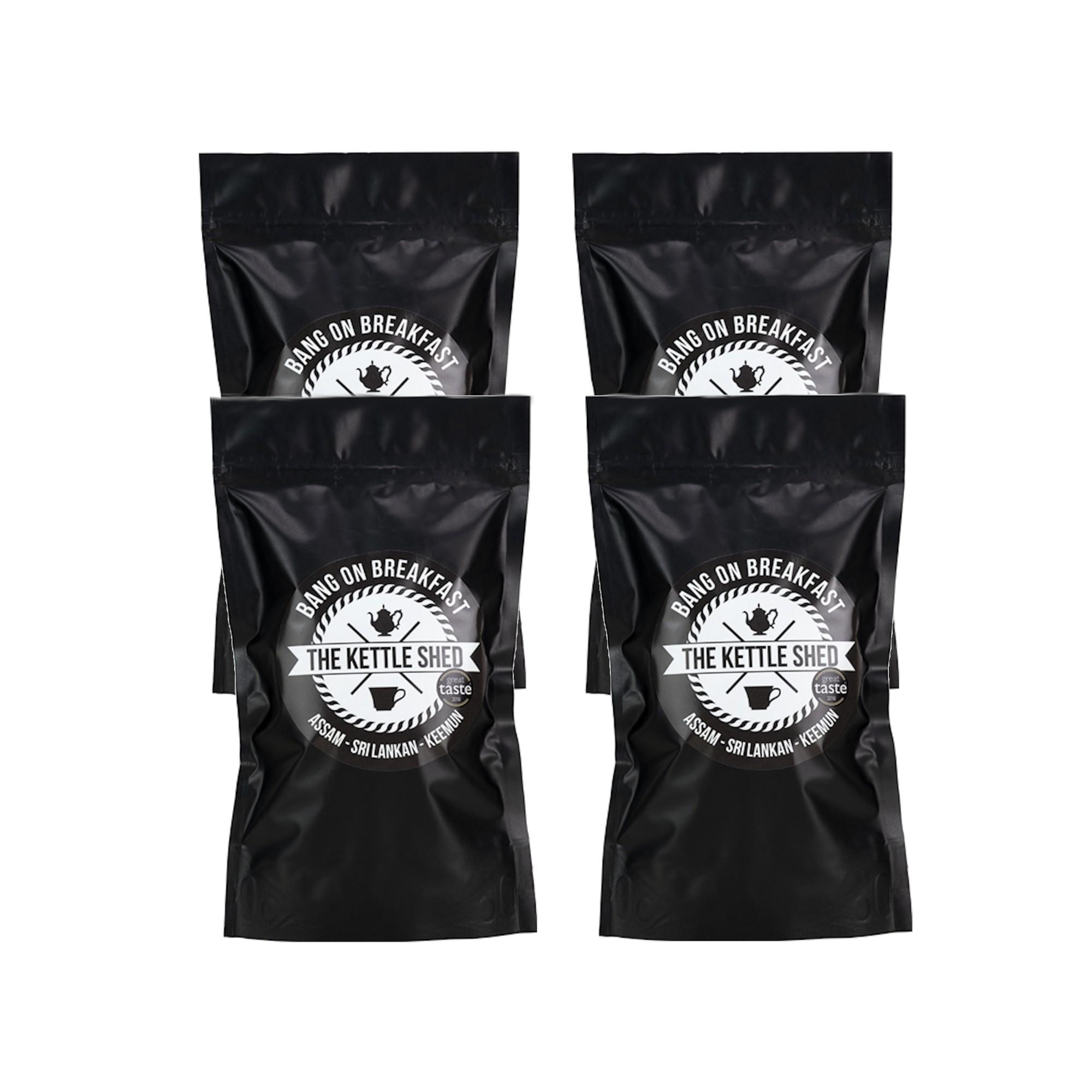 Bang on Breakfast 15x Teabags (4 pack)