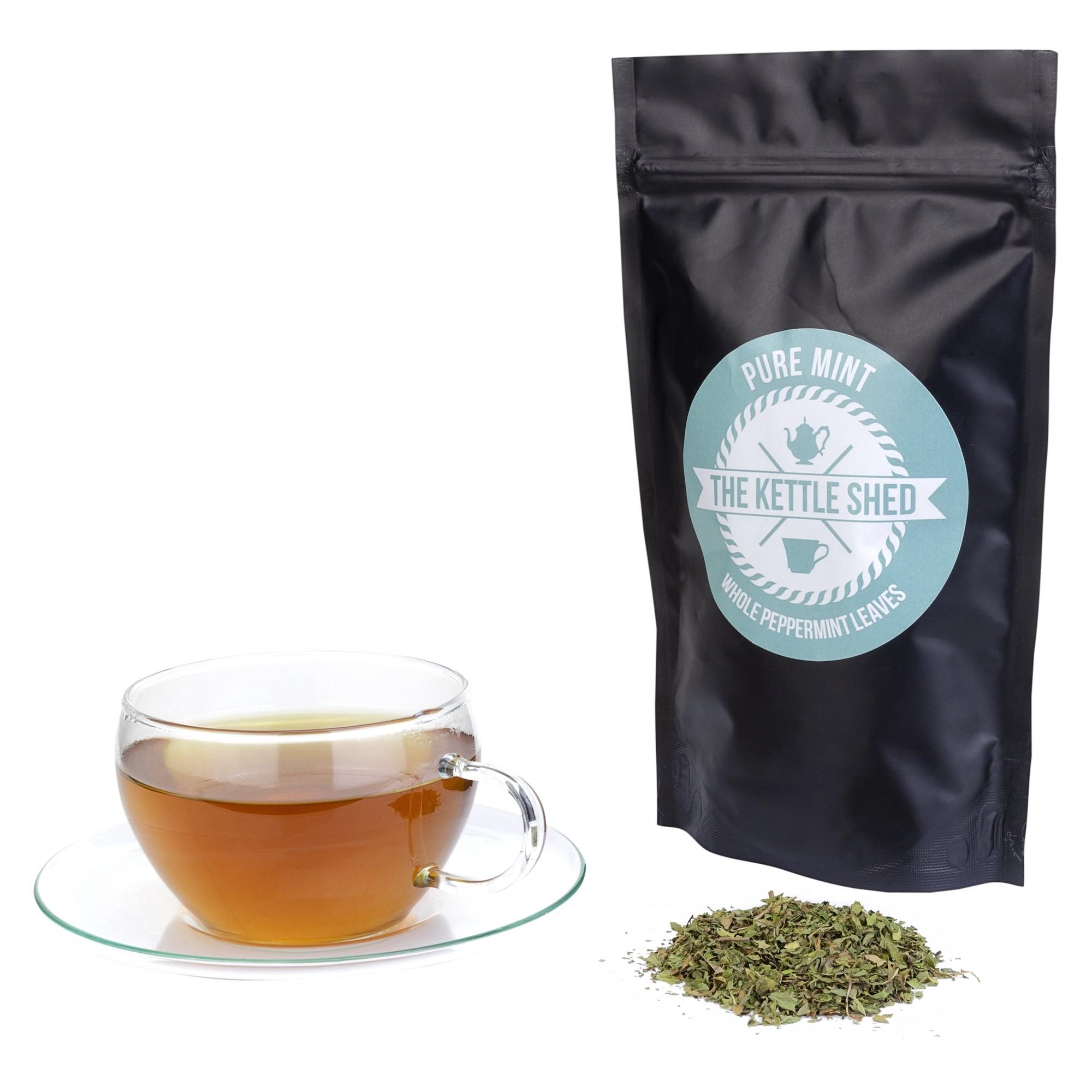 Pure Mint Tea - 100g Loose Leaf Tea