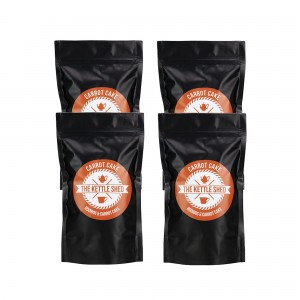 Carrot Cake (Rooibos Tea) 15x Biodegradable Teabags (4 Pack)