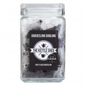 Darjeeling Darling - Glass Display Jar