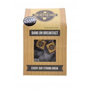Bang On Breakfast  x15 Fuso Tea Bags