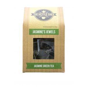 Jasmine's Jewels x15 Fuso Tea Bags