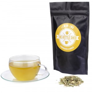 Lemon Zing - 100g Loose Leaf Tea