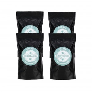 Pure Mint Tea 15x Biodegradable Teabags (4 Pack)