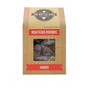 Righteous Rooibos x 15 Biodegradable Tea Bags
