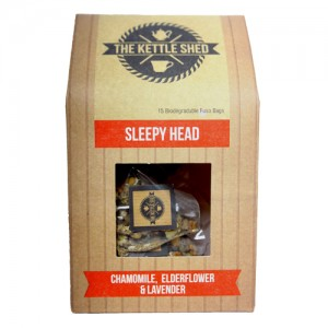 Sleepy Head x 15 Fuso Tea Bags