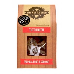 Tutti Frutti x 15 Biodegradable Tea Bags