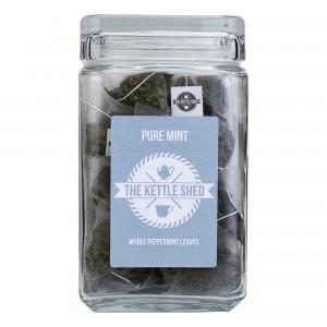 Pure Mint - Glass Display Jar